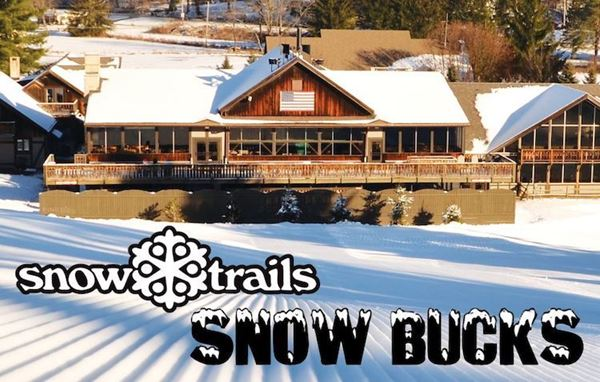 Picture for category Snow Bucks Gift Cards
