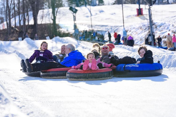 Picture for category Daily Tubing Ticket