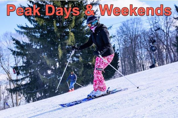 Picture of Peak Days: All Day  (13yrs+)