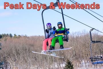 Picture of Peak Days: All Day (6-12yrs)