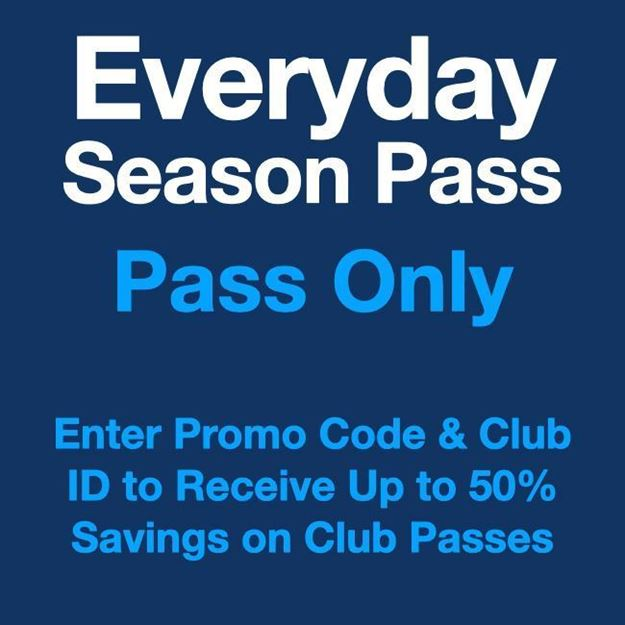 Picture of Everyday Pass Only