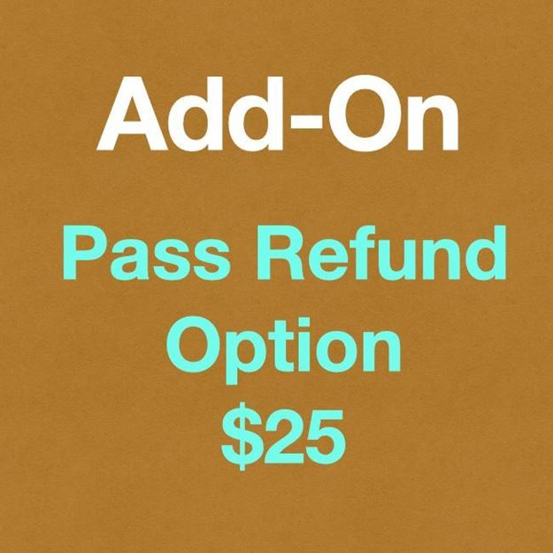 Picture of Club Pass Refund Option
