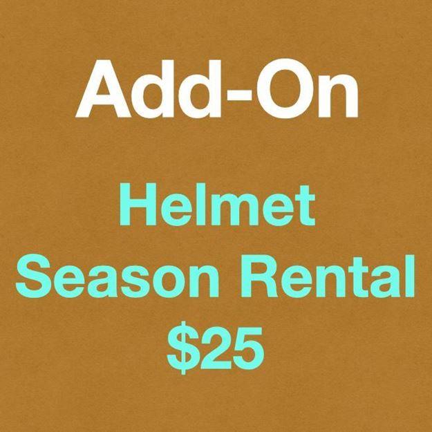 Picture of Club Helmet Rental